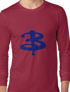 Buffy The Vampire Slayer 'B' v4.0 Long Sleeve T-Shirt