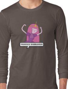 princess bubblegum Long Sleeve T-Shirt