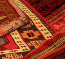 Persian Carpet Sticker