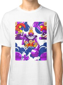Anpanman Kid Handmade Seamless Pattern Classic T-Shirt