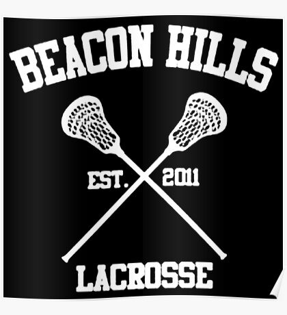 Beacon Hills Poster