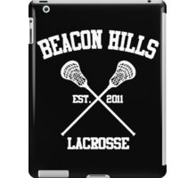 Beacon Hills iPad Case/Skin