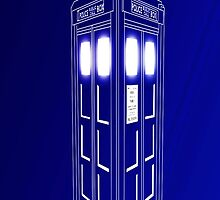 tardis dr who by sukukaro