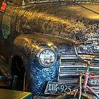 Vintage car by Ayreej Rahiman