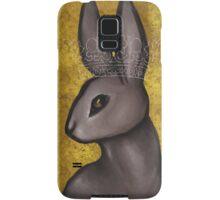 king rabbit Samsung Galaxy Case/Skin