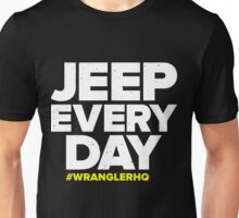 Jeep Every Day Unisex T-Shirt