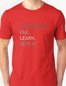 Experiment.  Unisex T-Shirt