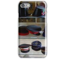 French Post Office Hats iPhone Case/Skin