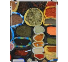 Colorful Spices iPad Case/Skin