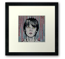 The Boy King Framed Print