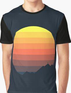 The Lone Traveler Graphic T-Shirt
