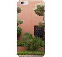 marrakech street life iPhone Case/Skin