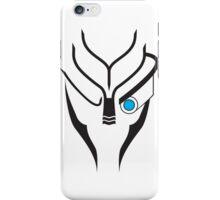 Mass Effect - Garrus (Black) iPhone Case/Skin