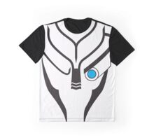 Mass Effect - Garrus (Black) Graphic T-Shirt
