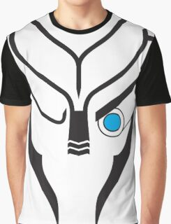Mass Effect - Garrus (Black) Graphic T-Shirt