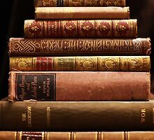 Rare antique books by JacquiHall