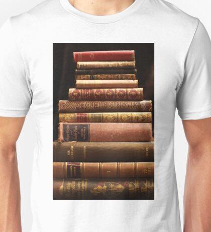 Rare antique books Unisex T-Shirt