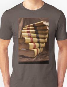 Antique books with a twist T-Shirt