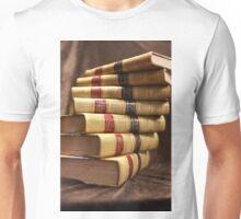 Antique books with a twist Unisex T-Shirt