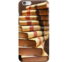 The beauty of books iPhone Case/Skin