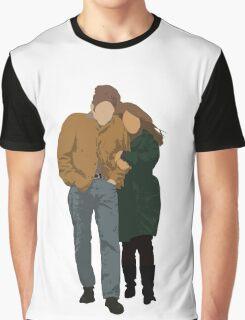 Minimalist Freewheelin' Bob Dylan Graphic T-Shirt