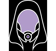 Mass Effect - Tali'Zorah (White) Photographic Print