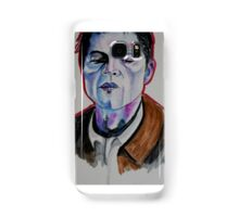 You Wanna Hit That Wall? Then Do It. Punch Through It. Cock Back, Put Your Arm Into It.  Samsung Galaxy Case/Skin
