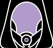 Mass Effect - Tali'Zorah (White) by cassiarose