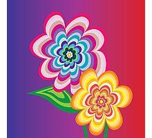 Trance Flower Photographic Print