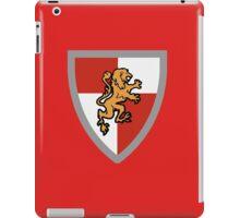 LEGO Castle - Lion Knights Shield iPad Case/Skin