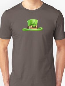Saint Patrick's day hat  Unisex T-Shirt