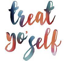 Treat yo' Self by karenzev