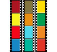 Color film Photographic Print