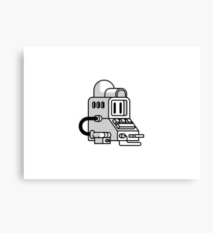 PC Buddy Canvas Print