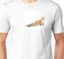 Red fox - Algonquin Park Unisex T-Shirt