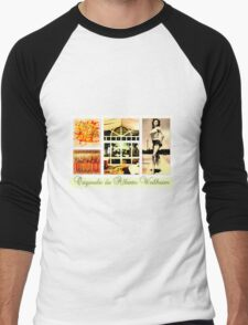 Originale da Alberto Men's Baseball ¾ T-Shirt