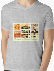 Originale da Alberto Mens V-Neck T-Shirt