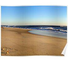 Cape Hatteras beach Poster
