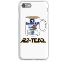 R2-D2 Tea shirt iPhone Case/Skin