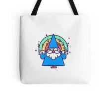 Rainbow Wizzard Tote Bag
