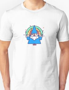 Rainbow Wizzard T-Shirt