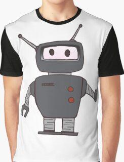Roger Robot Graphic T-Shirt