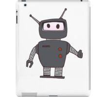 Roger Robot iPad Case/Skin