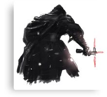 Star Wars :: The Force Awakens :: Kylo Ren Canvas Print