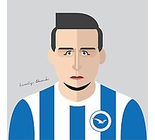 BHAFC - Lewis Dunk Photographic Print