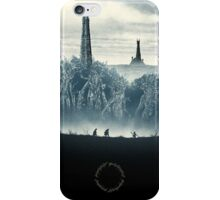 Lord of the Rings - The Ring Design iPhone Case/Skin