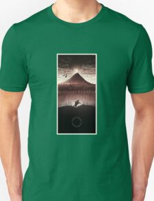 Lord of the Rings - The Ring Design Red T-Shirt