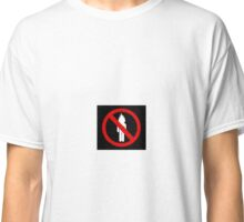 Black La Flame Classic T-Shirt