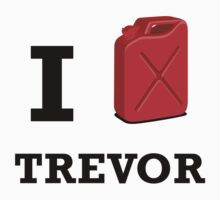 I Love Trevor by Joey Meuross