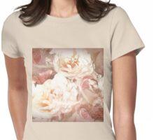 Vie en rose Womens Fitted T-Shirt